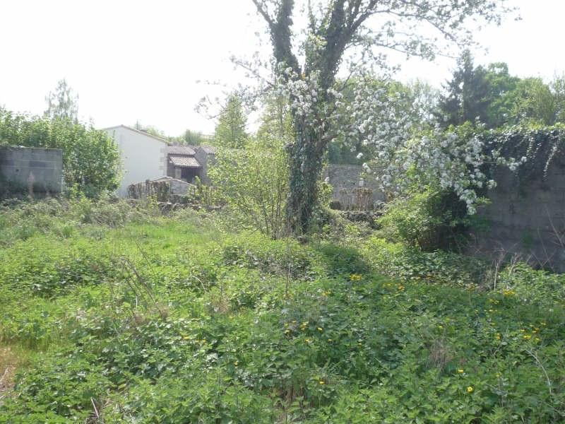 Vente terrain Cherveux 11200€ - Photo 1