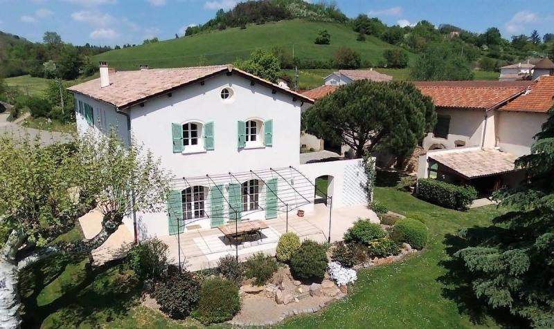 Sale house / villa Villette de vienne 799000€ - Picture 1