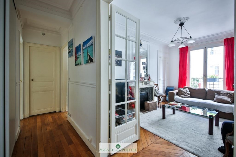 Vente appartement Paris 17ème 875000€ - Photo 4