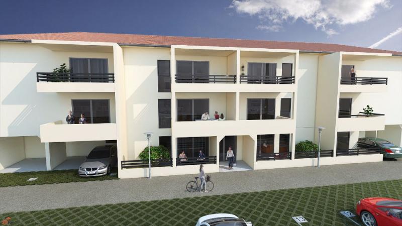 Sale apartment Nogaro 90118€ - Picture 2