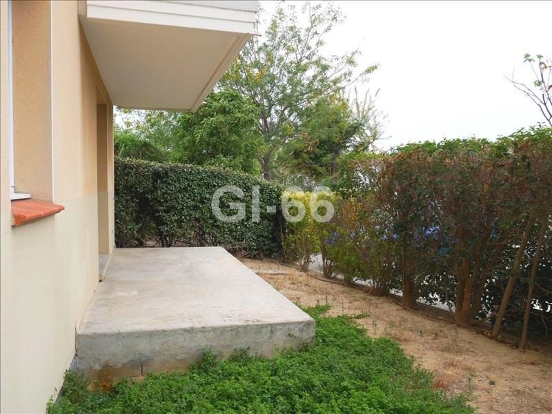 Sale apartment Perpignan 120000€ - Picture 1
