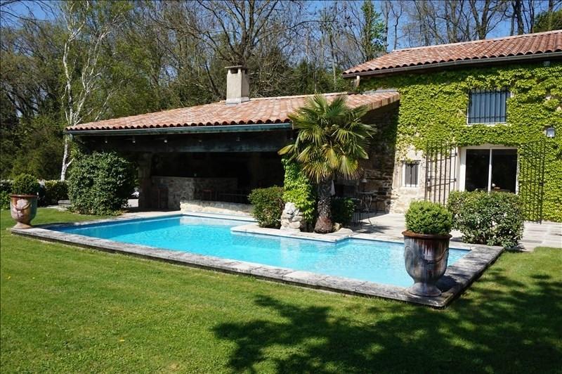 Revenda residencial de prestígio casa Chabeuil 750000€ - Fotografia 5