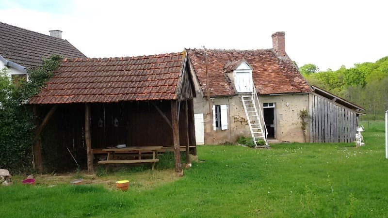 Vente maison / villa Theneuille 69000€ - Photo 4