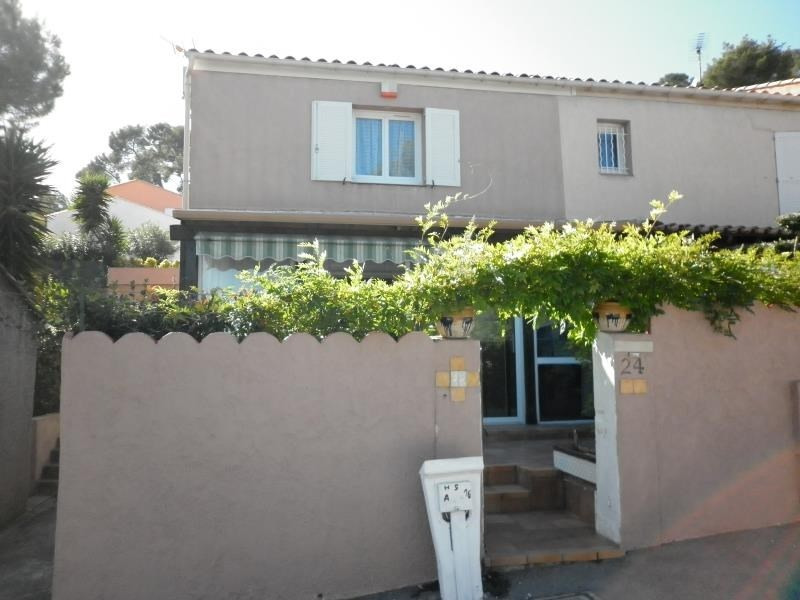 Sale house / villa Hyeres 262 000€ - Picture 1