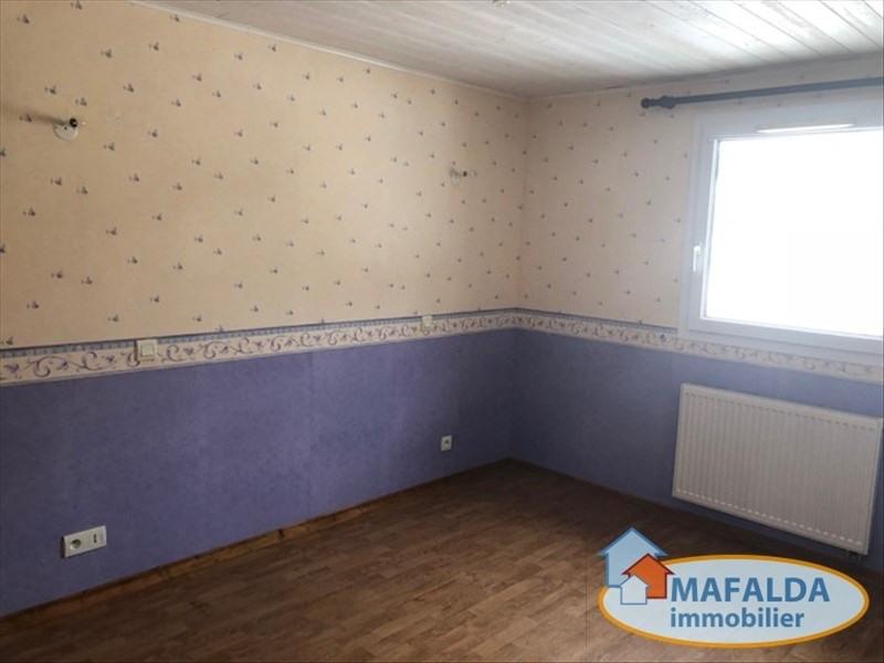 Sale apartment Mont saxonnex 198000€ - Picture 4