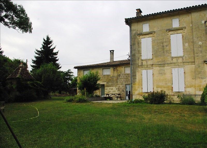 Vente maison / villa Porcheres 399000€ - Photo 1