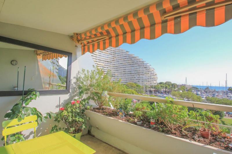 Vente appartement Villeneuve loubet 205000€ - Photo 2