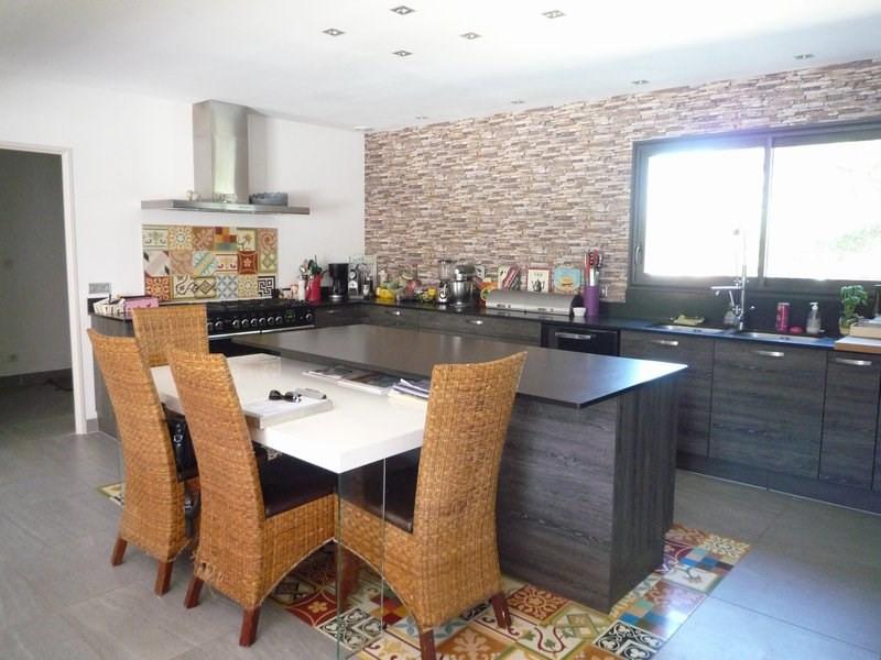 Vente maison / villa Uchaux 525000€ - Photo 7
