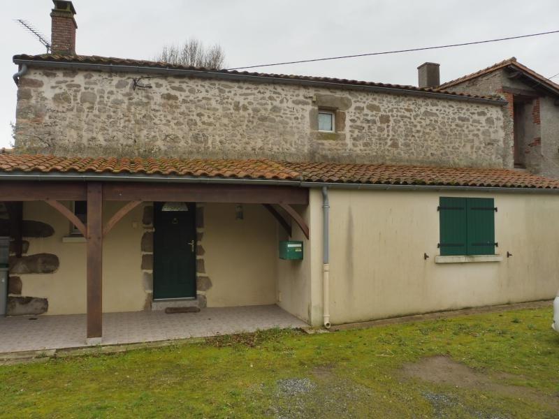 Vente maison / villa La bruffiere 215900€ - Photo 1