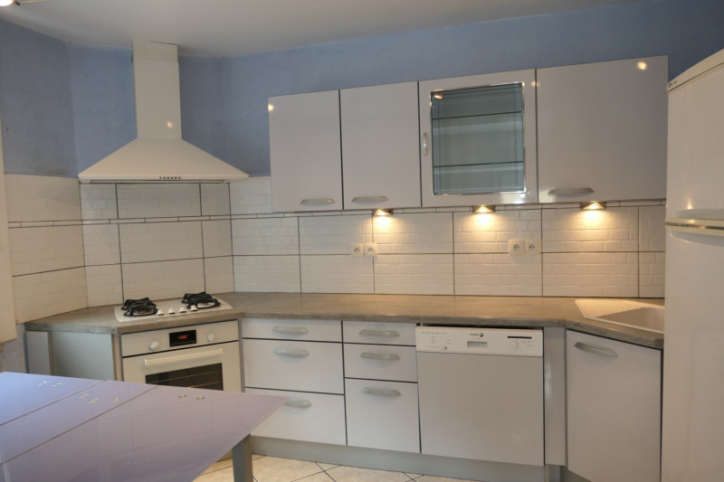Sale apartment Morez 80000€ - Picture 1