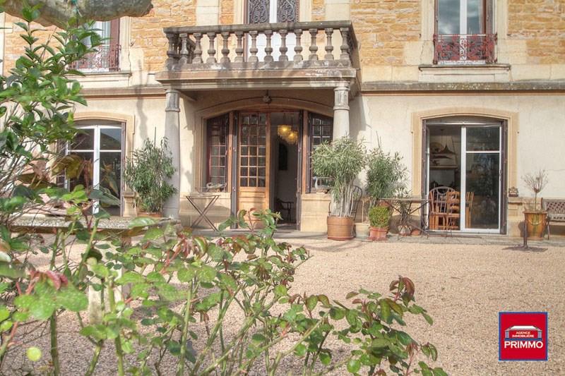 Vente de prestige maison / villa Neuville sur saone 500000€ - Photo 1