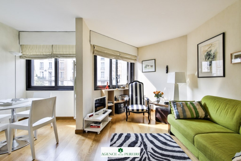 Vente appartement Paris 17ème 322 500€ - Photo 2
