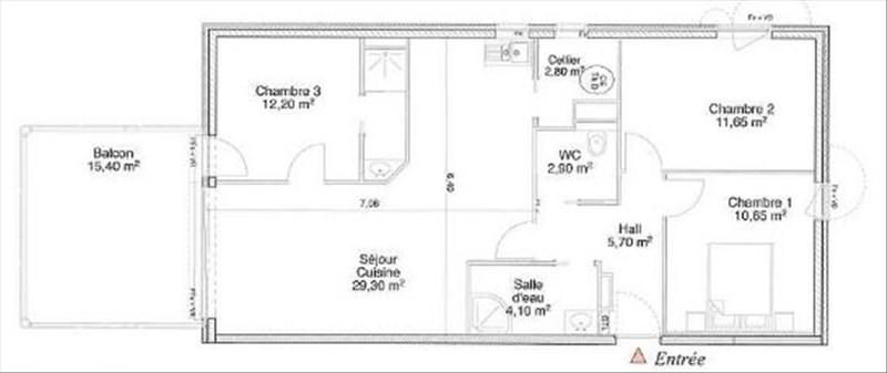 Deluxe sale apartment Le lavandou 340000€ - Picture 2