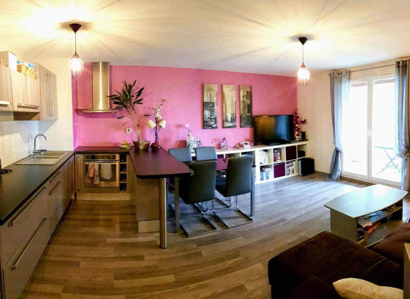 Revenda apartamento Toulouse 134000€ - Fotografia 1