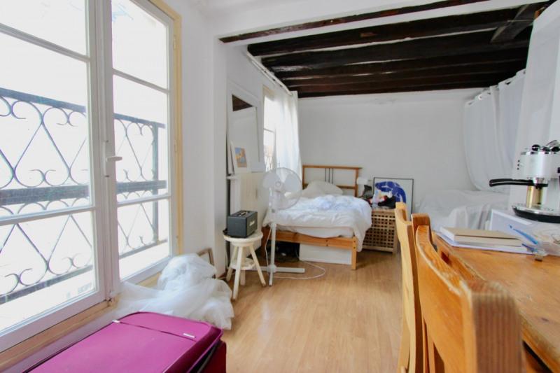 Vente appartement Paris 3ème 307000€ - Photo 2
