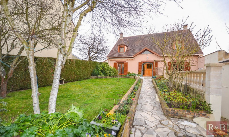 Sale house / villa Les clayes sous bois 483000€ - Picture 1