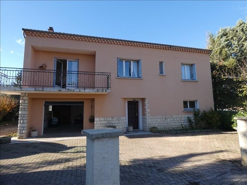 Rental house / villa Viviers 815€ CC - Picture 1