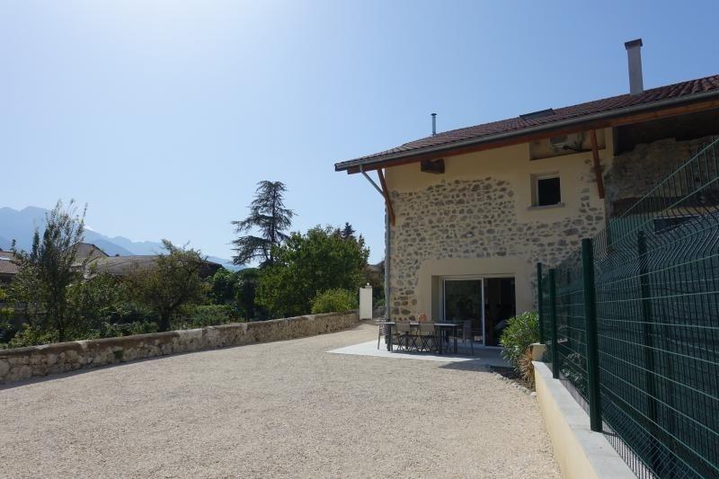 Sale house / villa Bernin 450000€ - Picture 1