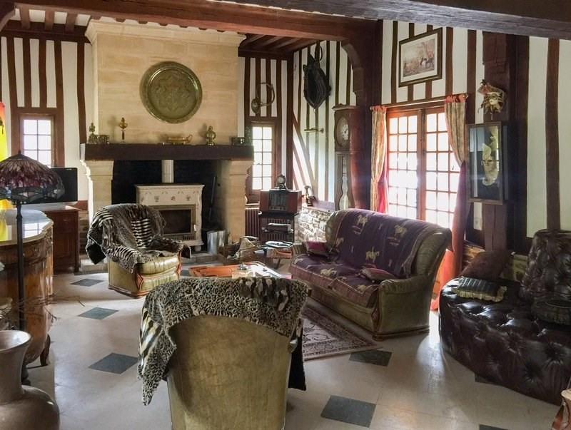 Vente maison / villa Bieville beuville 493500€ - Photo 3