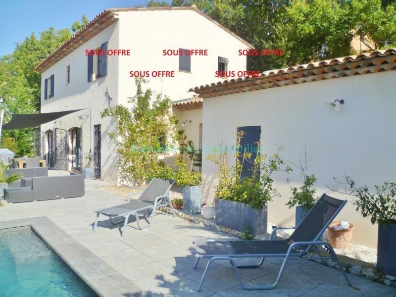 Vente maison / villa St vallier de thiey 545000€ - Photo 1