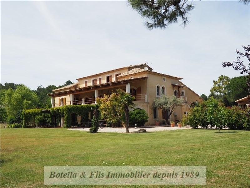 Verkoop van prestige  huis Uzes 929000€ - Foto 10