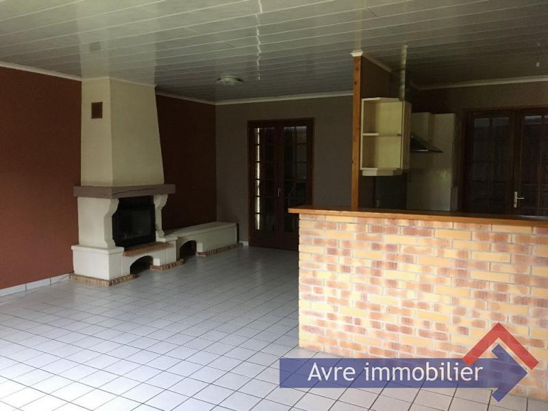 Location maison / villa Verneuil d'avre et d'iton 765€ CC - Photo 2