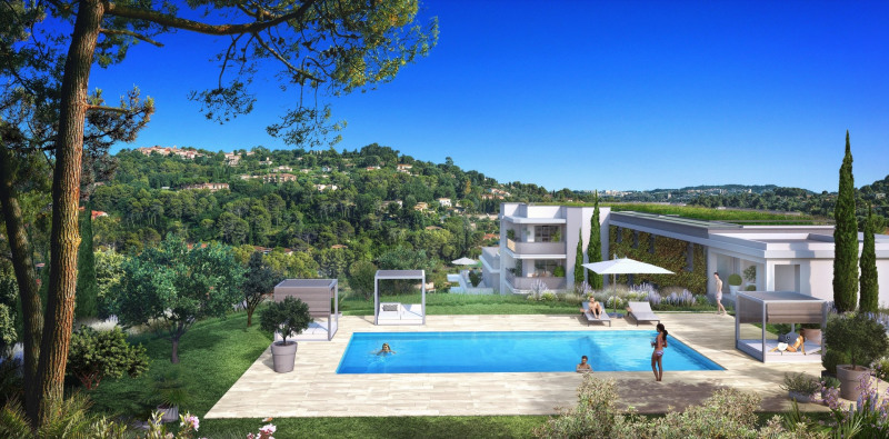 New home sale program Mougins  - Picture 1