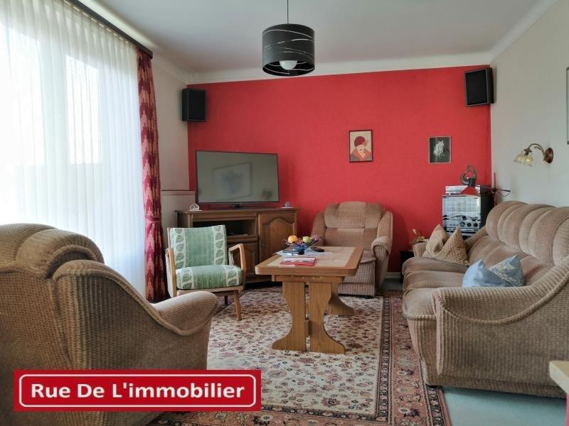 Vente maison / villa Niederbronn les bains 201400€ - Photo 3