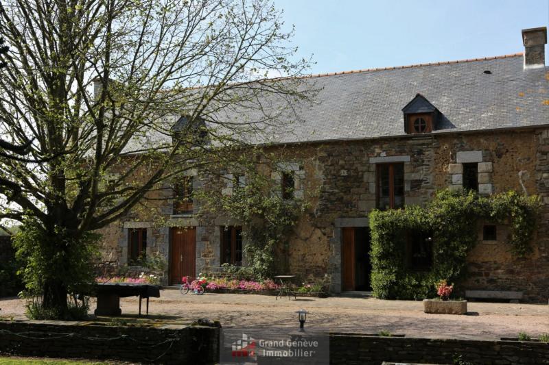 Vente maison / villa Plerguer 398240€ - Photo 1