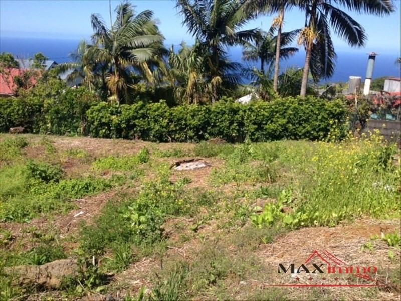 Vente terrain Petite ile 85000€ - Photo 1