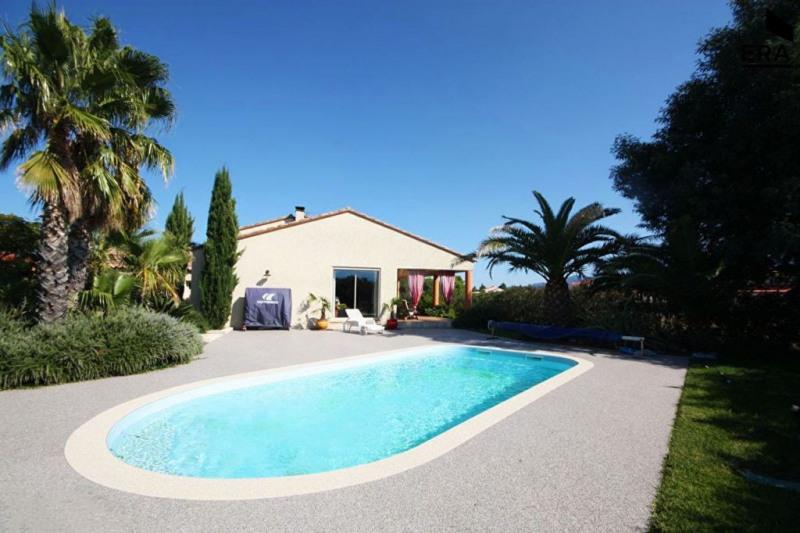 Vente maison / villa Brouilla 520000€ - Photo 1