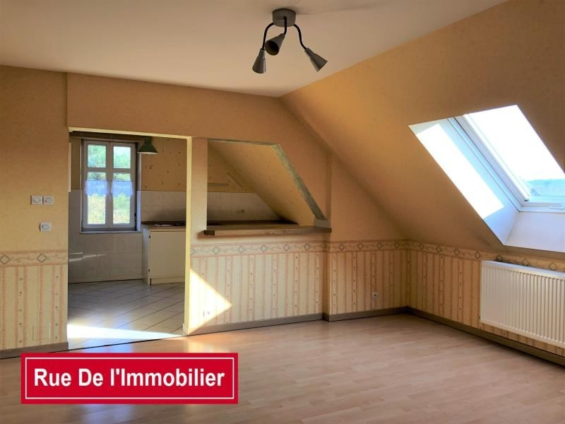 Location appartement Bitche 480€ CC - Photo 1