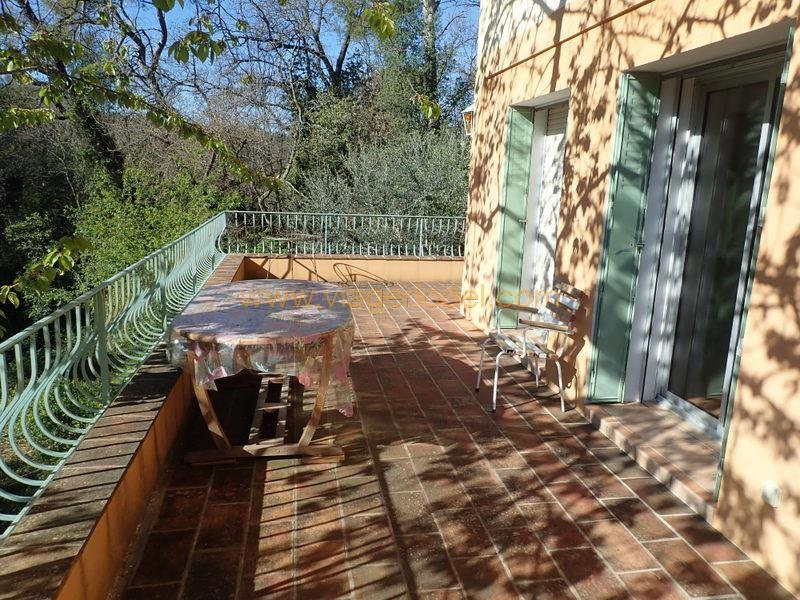 Viager appartement Vence 95000€ - Photo 1