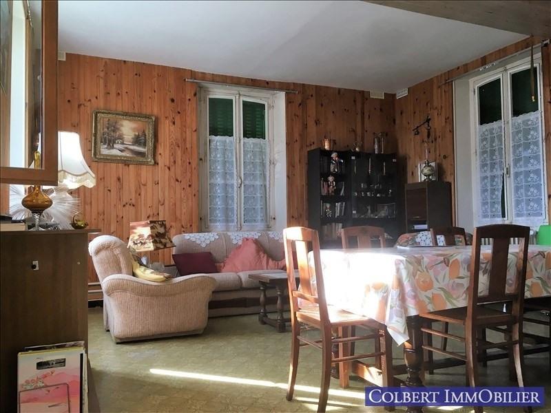 Vente maison / villa Neuvy sautour 118000€ - Photo 3