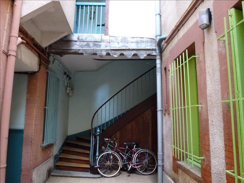 Investment property apartment Toulouse 201400€ - Picture 2