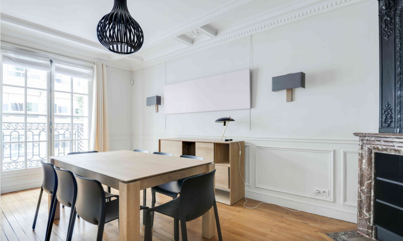 Location appartement Paris 17ème 3 995€ CC - Photo 4