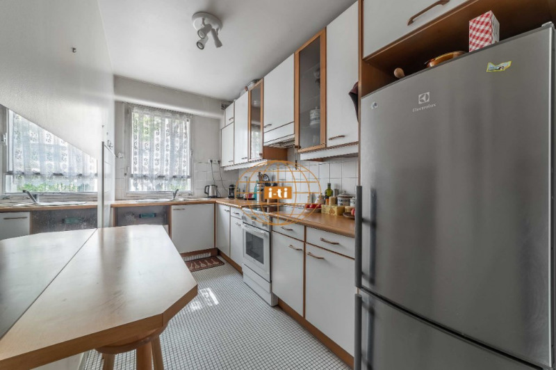 Vente appartement Paris 15ème 875000€ - Photo 2