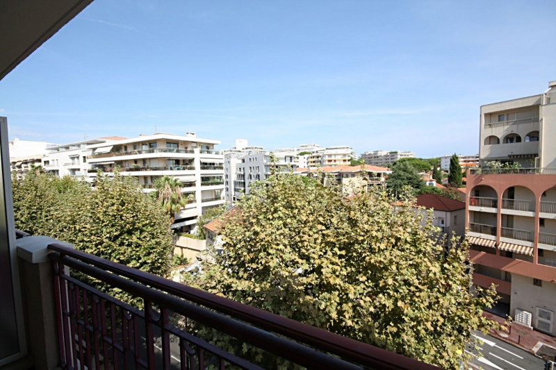 Vente appartement Juan-les-pins 210 000€ - Photo 1