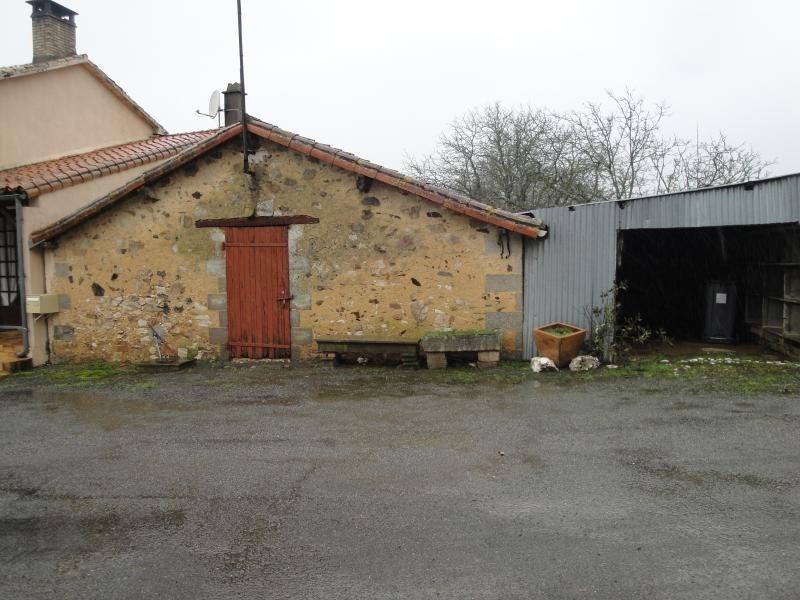 Vente maison / villa Vernoux en gatine 76000€ - Photo 4