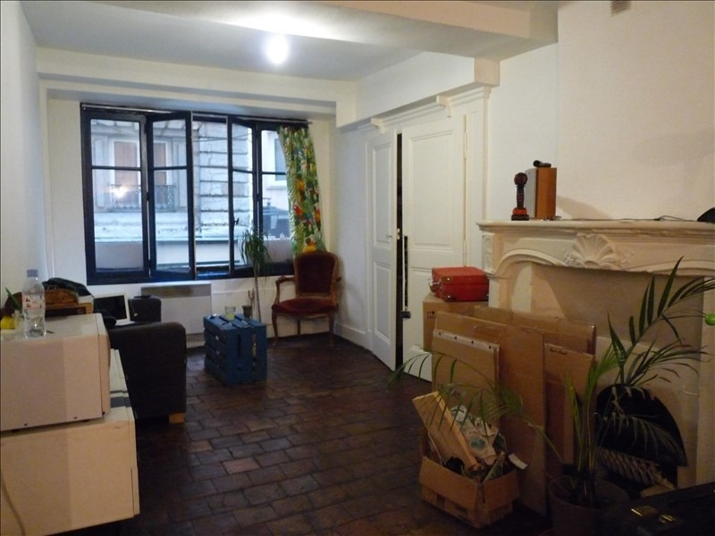 Sale apartment Lyon 1er 249000€ - Picture 1