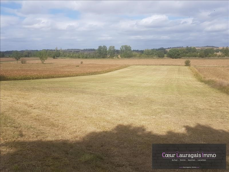 Terrain de loisir caraman - 3300 m²