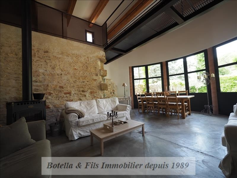 Deluxe sale house / villa Uzes 849 000€ - Picture 6