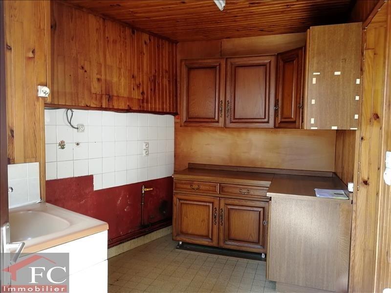 Vente maison / villa Chateau renault 86250€ - Photo 4