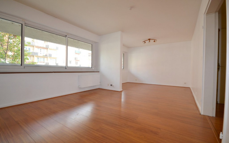 Rental apartment Boulogne billancourt 1400€ CC - Picture 1