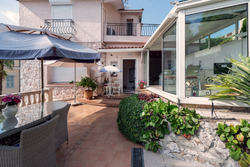 Verkoop van prestige  huis Nice 795000€ - Foto 2
