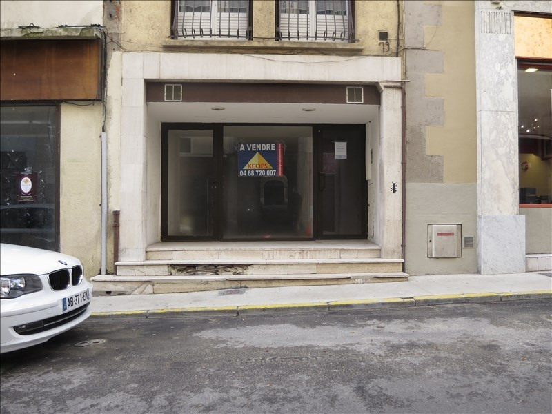 Vente local commercial Carcassonne 35 000€ - Photo 1