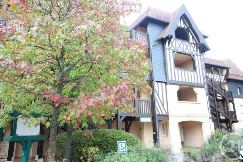 Verkoop  appartement Deauville 120000€ - Foto 2