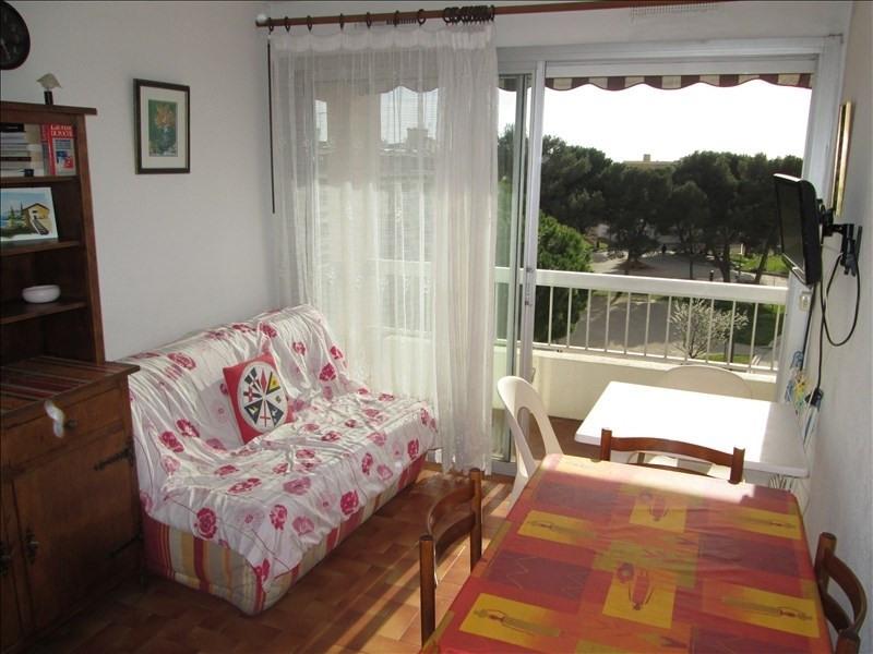 Sale apartment Balaruc les bains 108000€ - Picture 1
