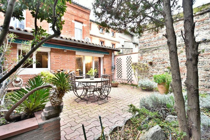 Revenda residencial de prestígio casa Toulouse 1100000€ - Fotografia 1