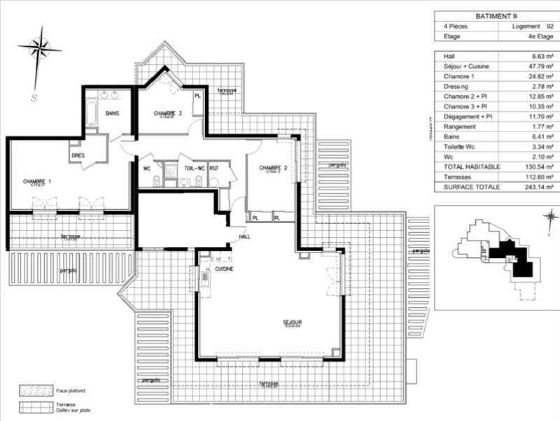 Vente appartement Beausoleil 1640000€ - Photo 2